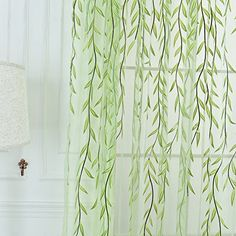 Edal Willow Tulle Voile Door Window Curtain Drape Panel S... https://www.amazon.com/dp/B0142AYF5E/ref=cm_sw_r_pi_dp_rFuDxbBY1EN40
