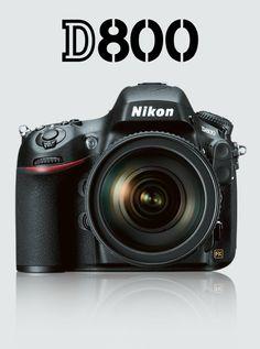 Noul Nikon D800