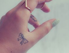 DIY Silhouette Cameo Tattoos  |  The Frosted Petticoat