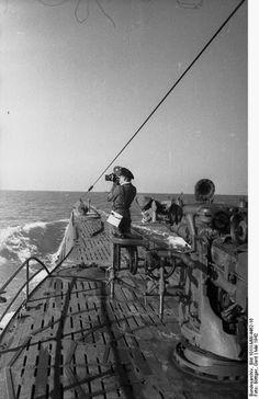 U-132 in 1942