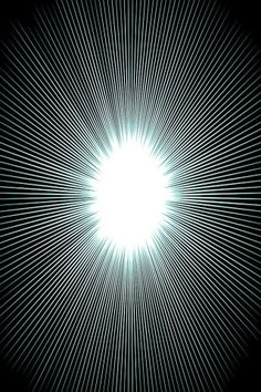 Blinded by the light #visual #colour