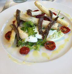 Anchovies - Villaverde Bar&Restaurant, Fagagna - Udine, Italy.