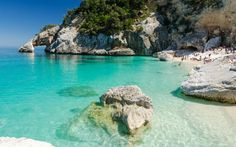 Cala Goloritze, Sardinia, Italy