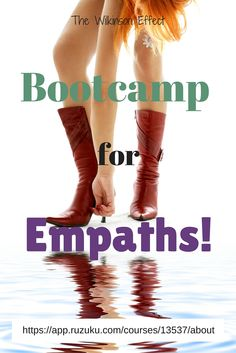 The Empath Mastery Program is a  6 week  e-course program designed specifically…