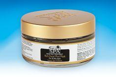 Wzbogacona mineralna maska błotna do twarzy. 250 ml. Zawiera minerały z Morza Martwego i naturalne minerały z Morza Martwego i  witaminy, które pozytywnie wpływają na cerę. Doskonale oczyszcza, odmładza i wzbogaca skórę we wszystkie niezbędne minerały. Po użyciu maski cera staje się wyjątkowo gładka i sprężysta.