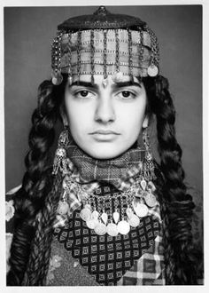 AWESOME braids of Armenian Woman!!:)