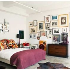 Eclectic Bedroom Design, Pictures, Remodel, Decor and Ideas - page 13
