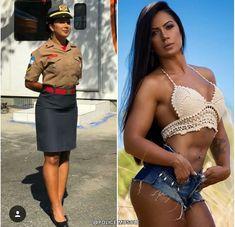Idf Women, Military Women, Beautiful Mexican Women, Female Army Soldier, Military Girl, Girls Uniforms, Poses, Bikini Girls, Costumes