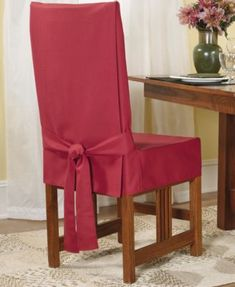Knowing How To Make Dining Chair Slipcover Beautiful