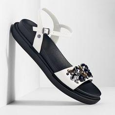 Simply Vera Vera Wang Embellished Sandals - Women #kohls
