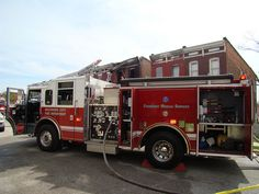 Baltimore City Fire Department | Engine 4, Baltimore City Fire Department | Flickr - Photo Sharing!