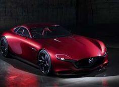 #conceptcar #Mazda RX-VISION : voiture de sport à moteur rotatif  #voitureSport