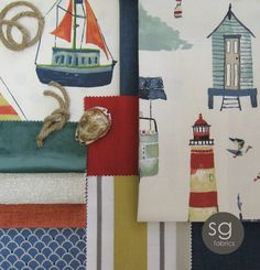 Little boys will light up with the promise of sailing the seven seas. Combine creamy neutrals with bold primary colours. Interior Decorating, Interior Design, Little Boys, Primary Colors, Light Up, Nautical, Bedroom Decor, Design Inspiration, Colours