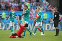 That's how long it'd had been since the last time Germany failed to make it past the group stage at the World Cup before it lost in stunning fashion to Korea Wednesday afternoon. And the social media world has been buzzing. World Cup 2018, Fifa World Cup, History Of Soccer, Latest Football News, Formula 1, New Tricks, New Technology, Internet Marketing, Germany