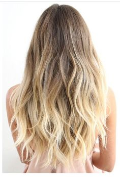 Beach blonde hair by Johnny Ramirez