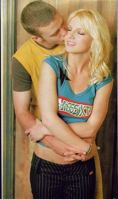 justin timberlake and britney spears. i die.