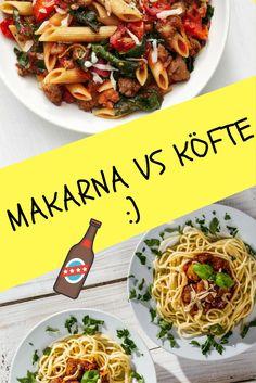 Makarna ve köfteye kim hayır diyebilir ki :)  #Köfte #Makarna #Tarifleri