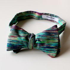 woodward bow tie by edward kwan