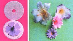 FMM Sugarcraft - Multi Flower Veiner So many flowers, only one veiner needed!