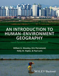 This introductory level text explores various theoretical approaches to human-environment geography, demonstrating how local dynamics and global processes influence how we interact with our environments : Introduces students to fundamental concepts in environmental geography and science : Explores the core theoretical traditions within the field, along with major thematic issues such as population, food and agricuculture
