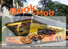 SÉRGIO JOSÉ- ÔNIBUS ALAGOAS: Book do Mob : Verdes Vales 11500.