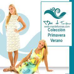 La Colección Primavera Verano de Mar de Formas http://www.mardeformas.com/