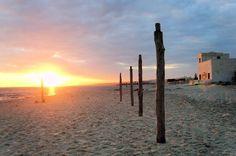 La plage de Nabeul en Tunisie. © Parisi SOUSOU