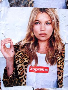 Kate Moss is THE Coolest Fashion Model