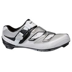 Shimano Cycling Shoes won't give you blisters and will help you move quicker on your bike.
