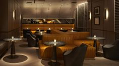 Bars in Manhattan | Bar At Clement| The Peninsula New York