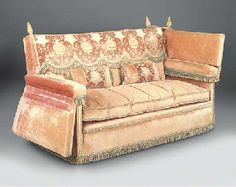 A KNOLE SOFA | MID 20TH CENTURY | Christie's