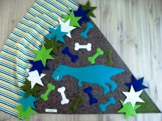 Schultüten - Schultüte aus Filz für dINO & dinosAURIER fANS - ein Designerstück von FrauSchultuete bei DaWanda