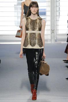 Louis Vuitton Fall 2014 inspired Honey Honi / Young & Beautiful 3 http://fqoto.com/fqoto-aw2014-15-030-honey-honey--young---beautiful-3.html