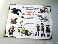 how to train your dragon 2 party supplies - Google Search