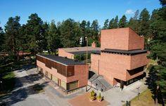 Visit Jyväskylä - Jyväskylän seudun virallinen matkailusivusto - Alvar Aalto