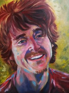 Paintings, Portrait, Art, Art Background, Paint, Headshot Photography, Painting Art, Kunst, Portrait Paintings