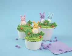 Love these chubby bunnies!