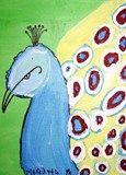 """Proud As A Peacock"":  Artsonia"