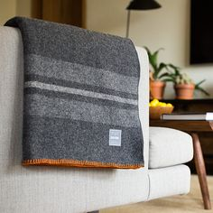 Faribault Woolen Mill Co. × Gear Patrol Cabin Blanket