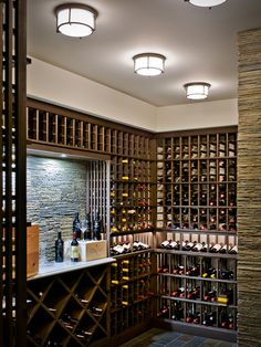 Traditional Wine Cellar Master Bathroom Design, Pictures, Remodel, Decor and Ideas - page 6