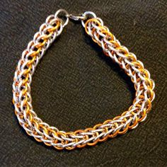 Chainmail Bracelet  from AllenCreations for $11.50 on Square Market
