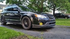 New bayson r lip Subaru Legacy Wagon, Legacy Outback, Subaru Outback, Jdm, Cars, Cool Stuff, Nice, Autos, Car