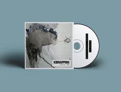 Cd design and cover for Kidnapping Records #diseño #tapa #disco #techno #label #work #job #cd #design #cover #barba #studio #barbastudio #creativity #spain #barcelona #coworking #trabajo #job #listen #good #artist #painting #blackandwhite #cdcover #bcn