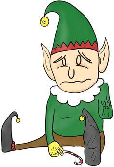 Christmas! Gerald the defective elf