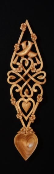 Jenkins Lovespoons  beautiful art...a beautiful Welsh tradition