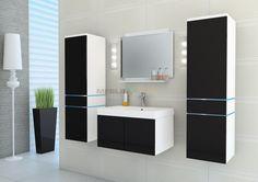 Komplet mebli łazienkowych Zoja | Prospero | meble do łazienki | 1 021,00 zł