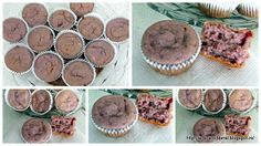 by Acasa Colt de Rai- Cream cheese and berries muffins Muffins, Berries, Goodies, Cheese, Cream, Breakfast, Food, Sweet Like Candy, Morning Coffee