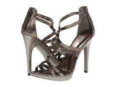 Carlos by carlos santana melody pewter snake Cruise Outfits, Cruise Clothes, Snake Free, Favorite Color, High Heels, Feminine, Pumps, Sandals, Pewter