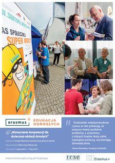 Erasmus+ Edukacji dorosłych | Akcja 1 Mobilność kadry edukacji dorosłych