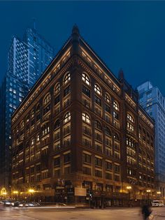 76 Best The Rookery Building Images Chicago School Patterns